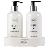 Au Lait Hand Care Set (2 x 300 ml)