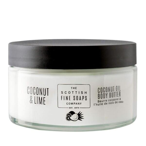 Coconut & Lime Body Butter (200 ml)